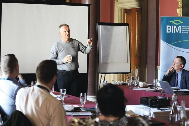 BIM driving leadership and skills in the seafood sector