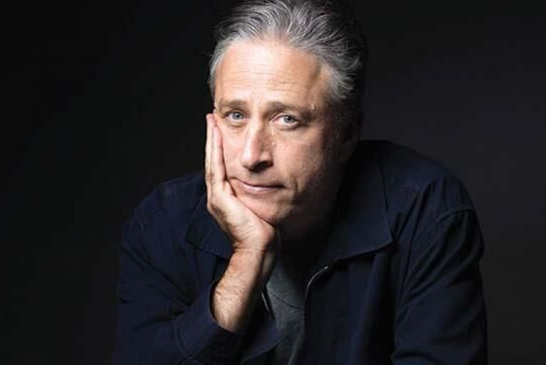 Jon Stewart: 'I could try to ruin the country in a different way. I've been trying to ruin it through television, so why not try to do the same through the political process as well?'