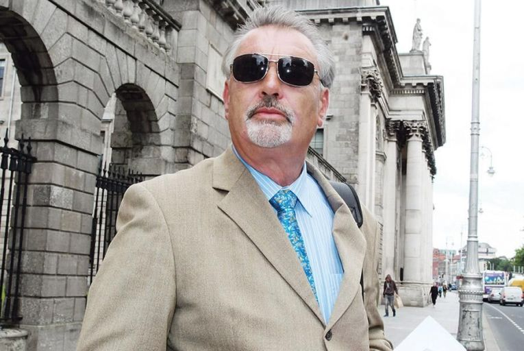 Ian Bailey, the British journalist who is to be tried in absentia this week by a court in Paris for the killing of Sophie Toscan du Plantier Pic: Courtpix