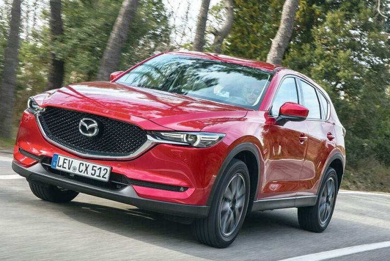 The new Mazda CX-5 is now much sharper looking – when you take a closer look