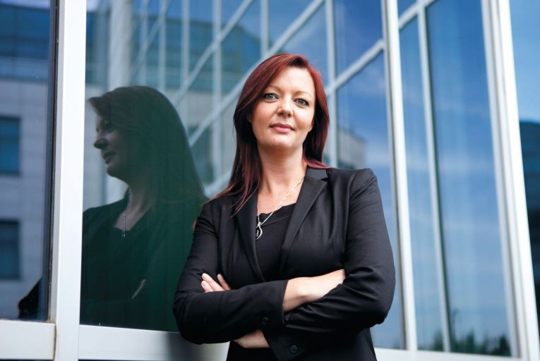 Tara Gale, client solutions  marketing manager for  Dell Technologies Ireland