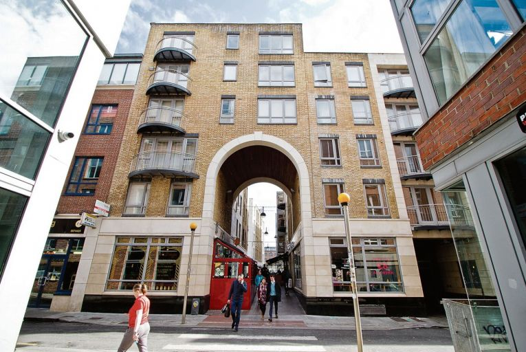 Quartiere Bloom on Lower Ormond Quay in Dublin 1: sold in mid-April for €1,042,000