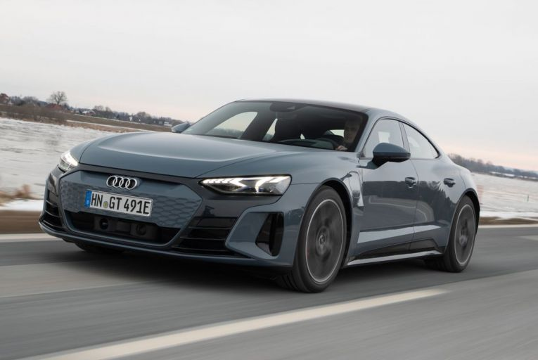 The Audi e-tron GT: 'A bona fide sports car'