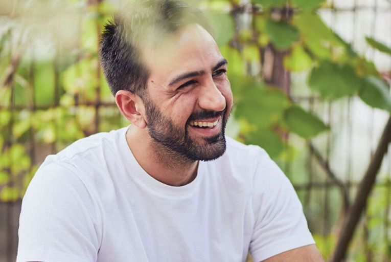 Anas Atassi: 'The book is about delicious food, but it's also about showing our food culture and how we eat'