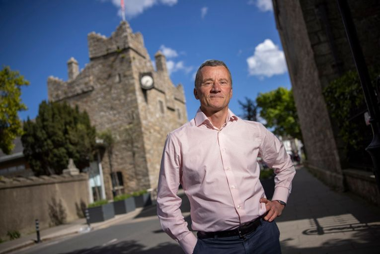 Peter Jenkinson, chief executive, of Wrkit. Picture: Fergal Phillips