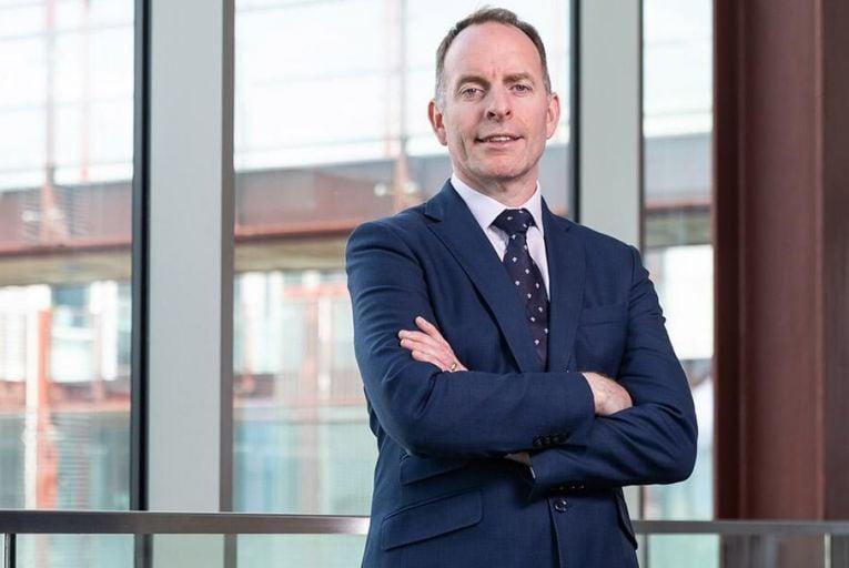 Paul Healy, chief executive, Skillnet Ireland