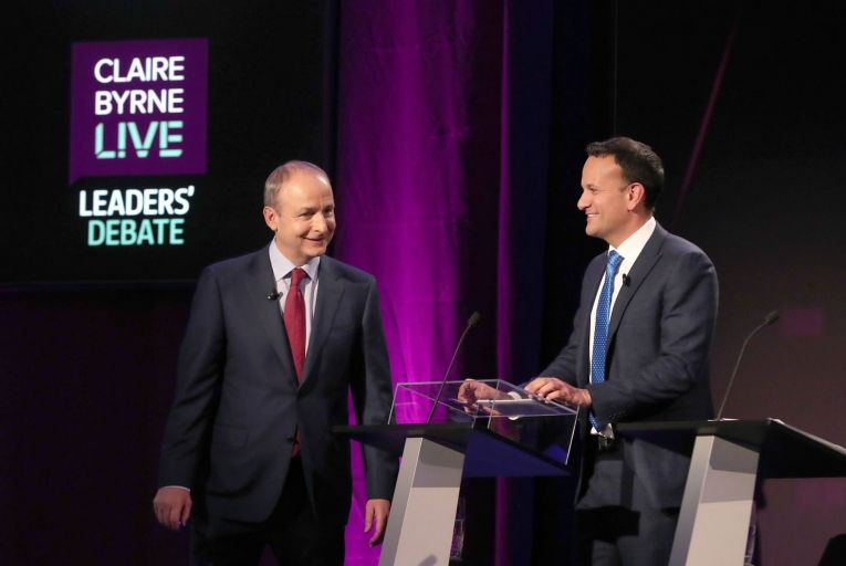 FF/FG grand coalition may be only way to form government
