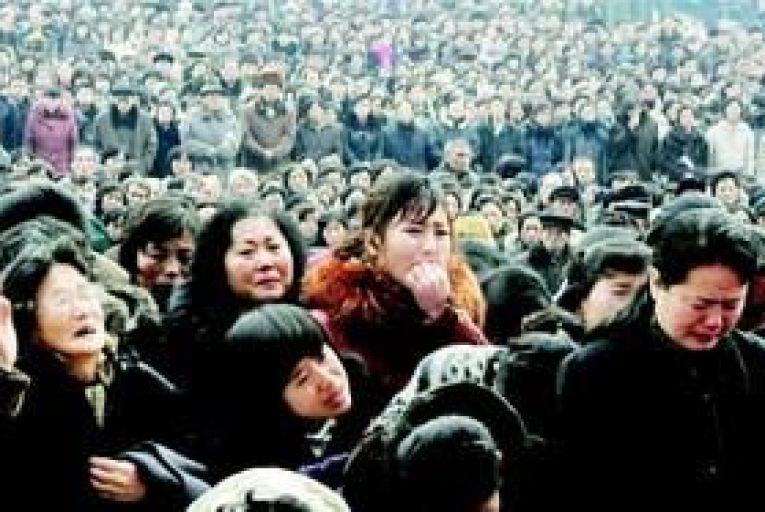 Fact as strange as fiction in North Korean drama