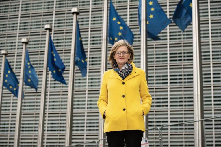 Mairéad McGuinness, Ireland's EU Commissioner