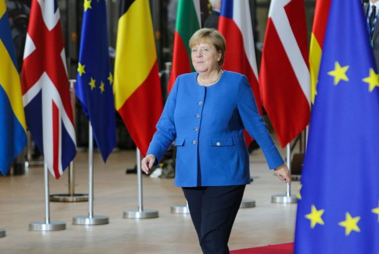 'Like Ireland and many other peer countries, German politics is splintering. For decades after World War II, the two big parties – the Christian Democrats and Social Democrats – enjoyed a near duopoly on power. Then fragmentation started'. Picture: Nicolas Economou/NurPhoto via Getty Images
