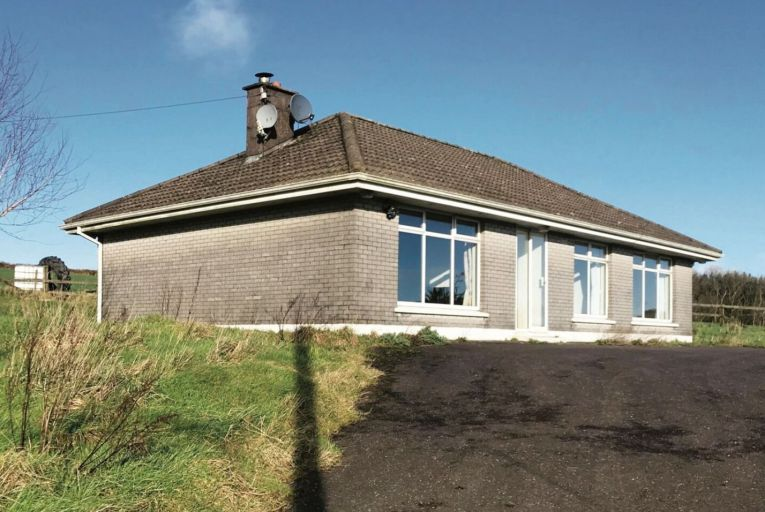 The four-bed bungalow near Minane Bridge in Co Cork would be ideal for remote working