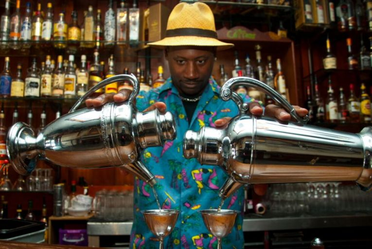Ian Burrell, founder of the UK RumFest: 'It's the daiquiri that I find most appealing – it's simple, refreshing and a great showcase for rum'
