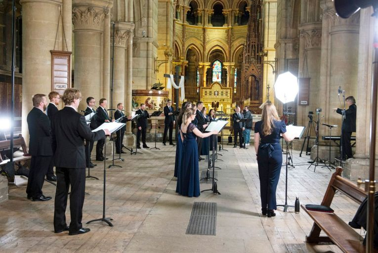 Classical Notes: Choral group kickstarts its comeback on Shared Ground