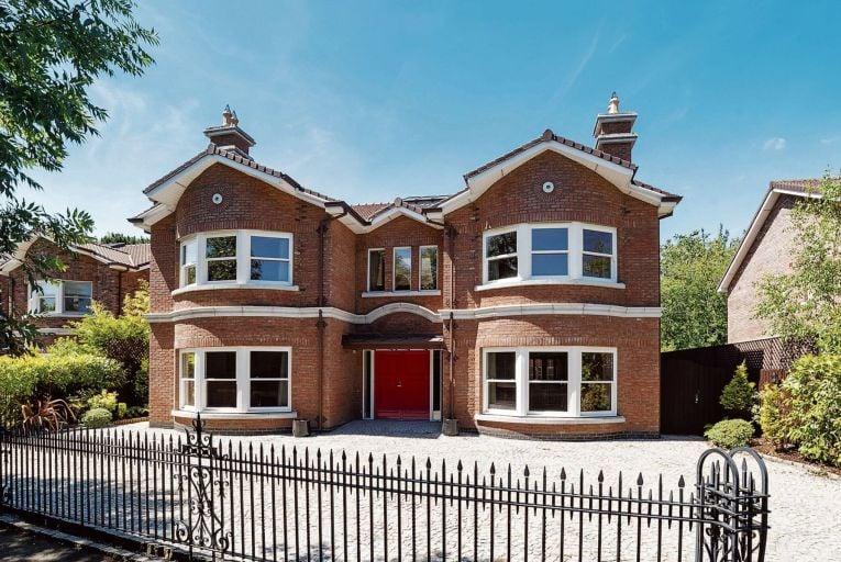 4 Castle Avenue, Churchtown, Dublin 14: sold for €1.4 million