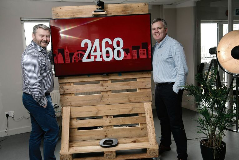 2468: an office services company you can really count on