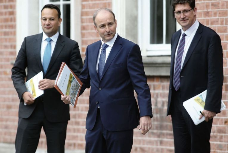 In the headlong rush from public anger, Taoiseach Micheál Martin and Tánaiste Leo Varadkar put intolerable pressure on Ursula von der Leyen to resolve the problem for them