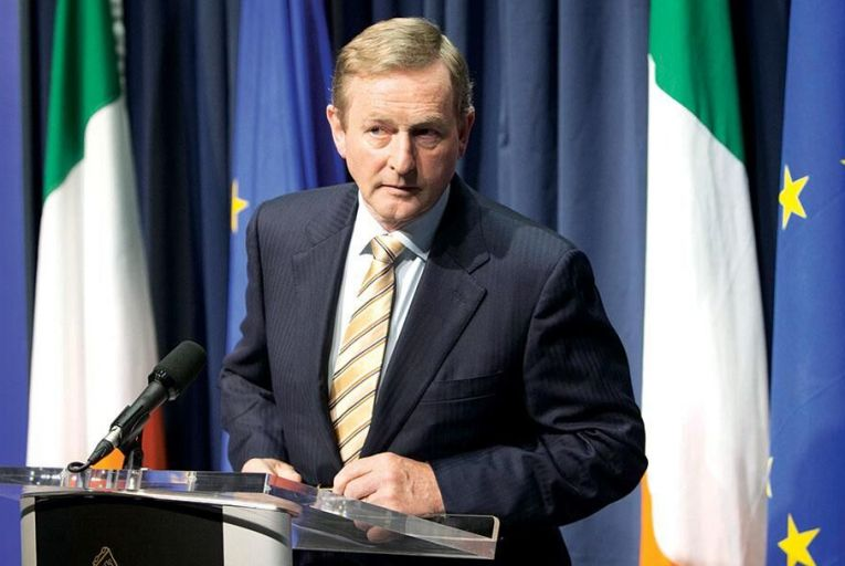 Enda Kenny\'s party fell again in the recent poll Pic: RollingNews.ie