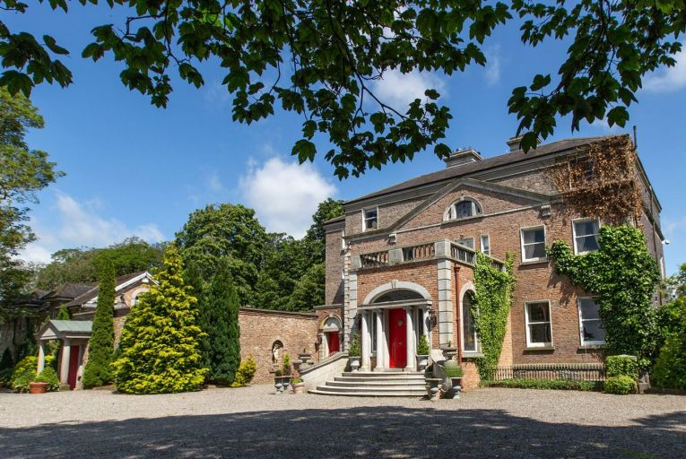 An entertaining collection from Osberstown House goes up for sale