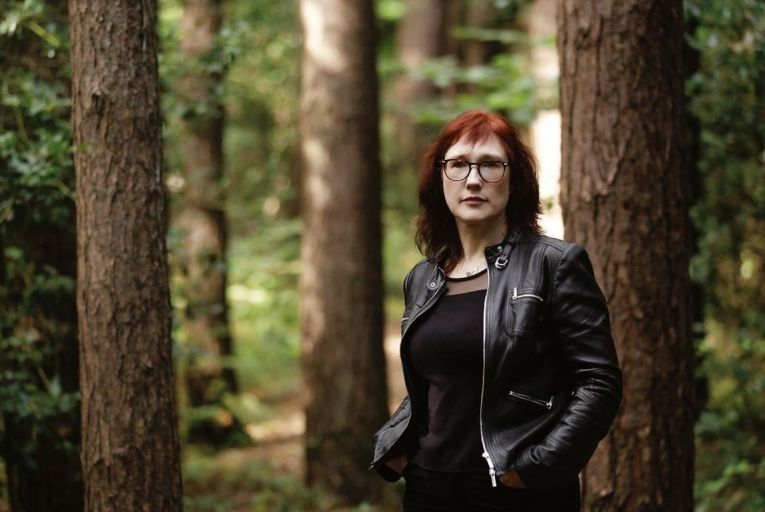 Sam Blake uses music in researching her crime novels