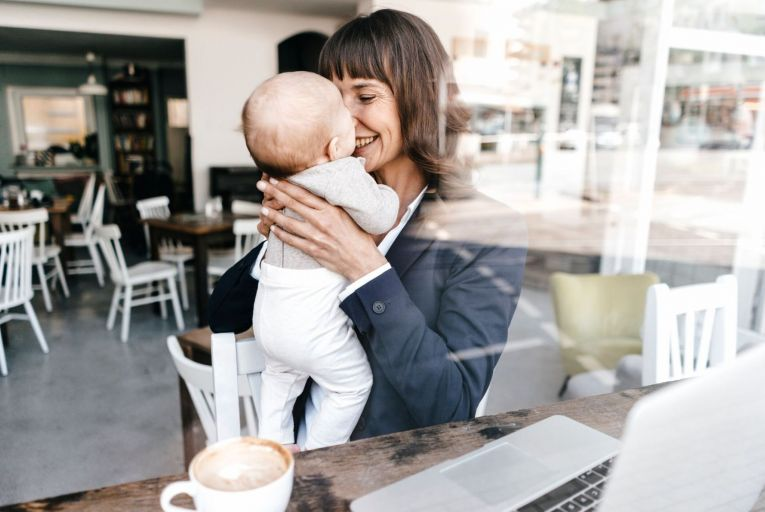 The additional caring responsibilities taken on by women has magnified the challenges of career progression while maintaining a work-life balance. Picture: Getty Images/Westend61