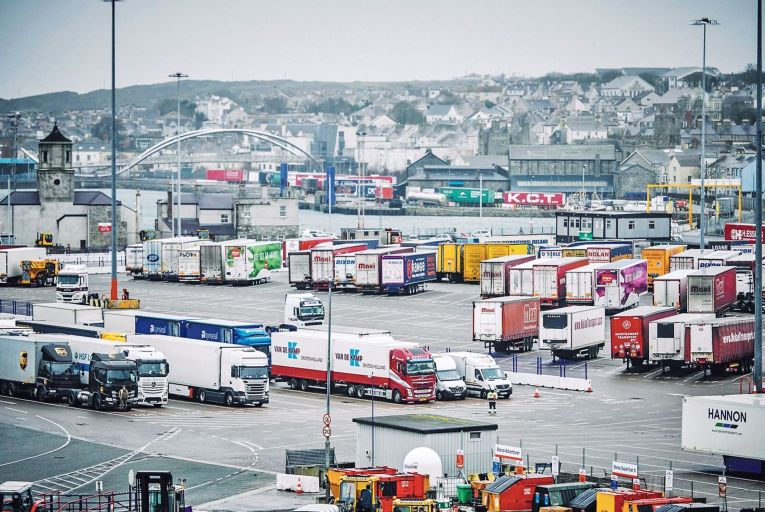 Truckloads of concerns: what comes next after Brexit?