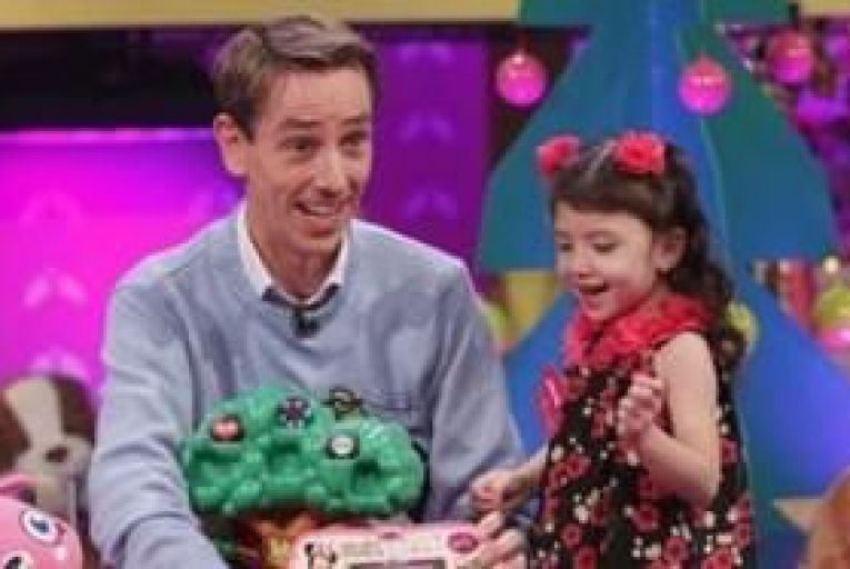 Late Late Toy Show is most-watched programme in 17 years