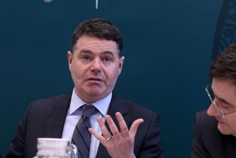 Donohoe on the back foot in the wake of Davy debacle