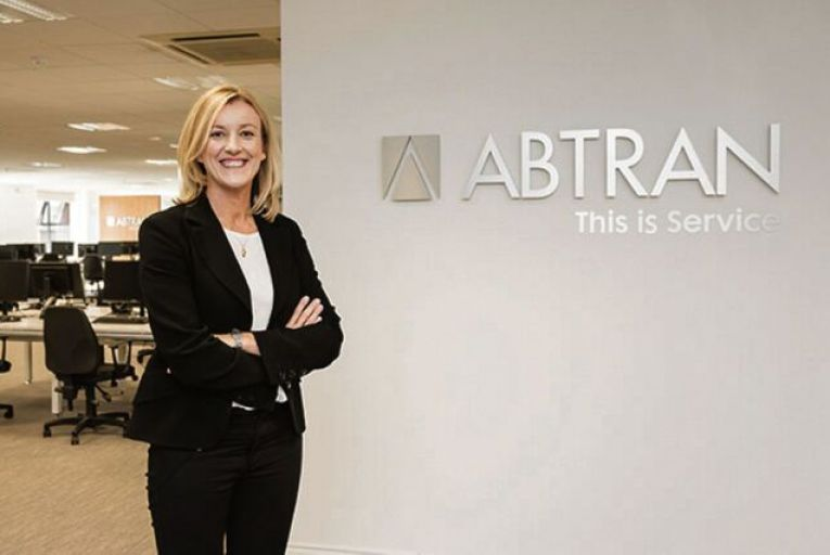 Newly appointed Abtran chief executive, Aisling Deasy