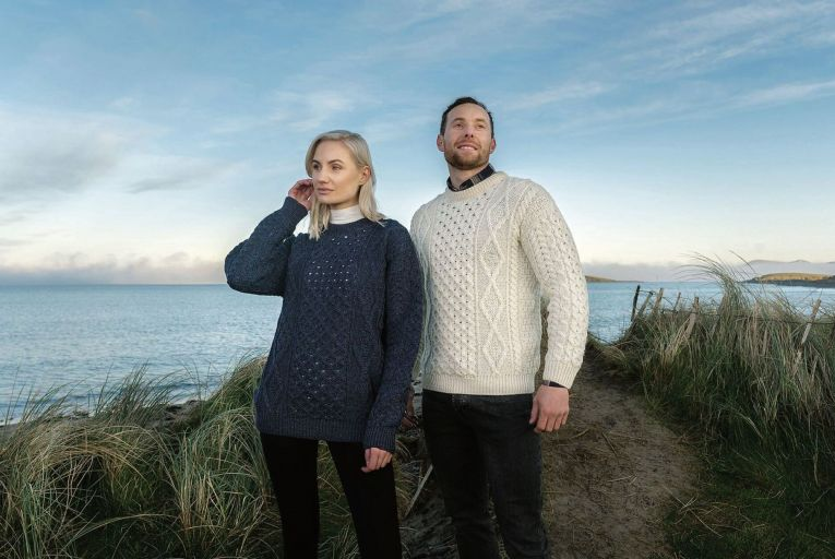 For Aran Woollen Mills, QVC orders represent between 5 and 10 per cent of its business