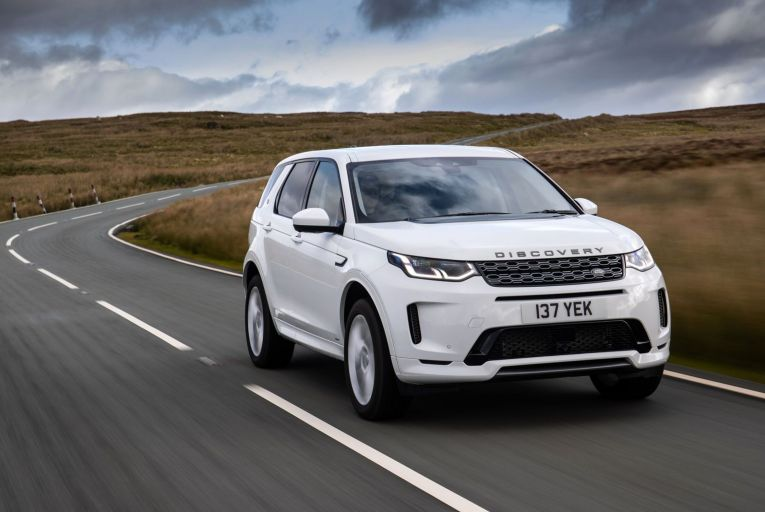 Land Rover Discovery Sport loses two seats in plug-in hybrid guise to become a five-seater