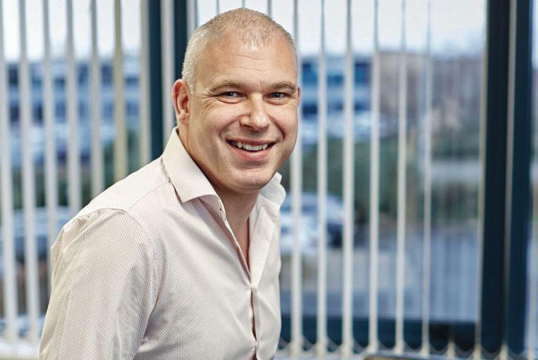 Scott Wilson, director of sales & service, eFax