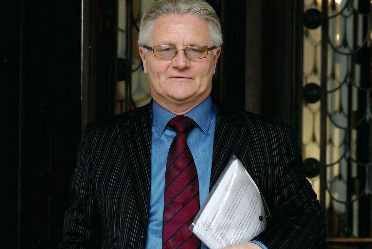 Patrick Kearney: Davy is defending the proceedings the developer has taken against it. Picture: Press Eye