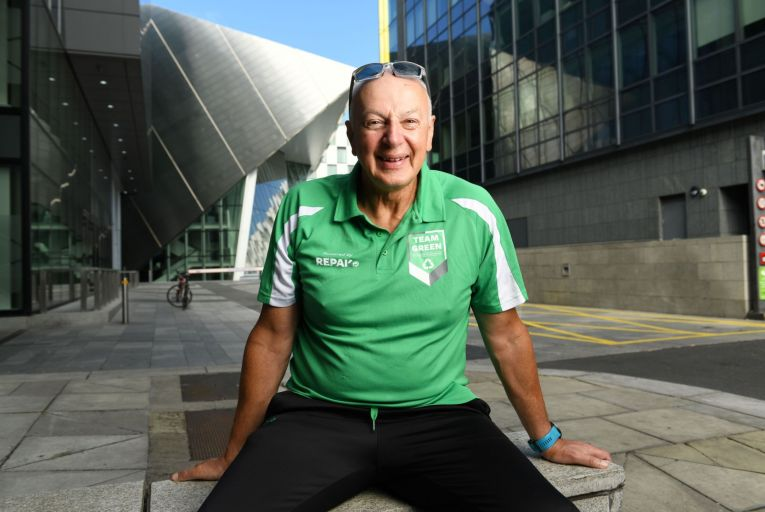 Bobby Kerr: 'One of the things that created, in my view, the success of Insomnia was that we partnered with people who were way bigger than us.' Picture: Bryan Meade