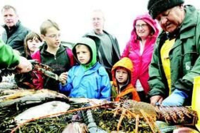 Féile Bia na Mara/Achill Seafood Festival: on July 19-22.
