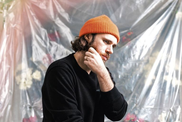 James Vincent McMorrow: 'I am a very proud Irish musician who thinks he makes very Irish music, but Irish music isn't just fiddles, it's Pillow Queens and Kojaque. Irish music is a broad spectrum.' Picture: Evan Doherty