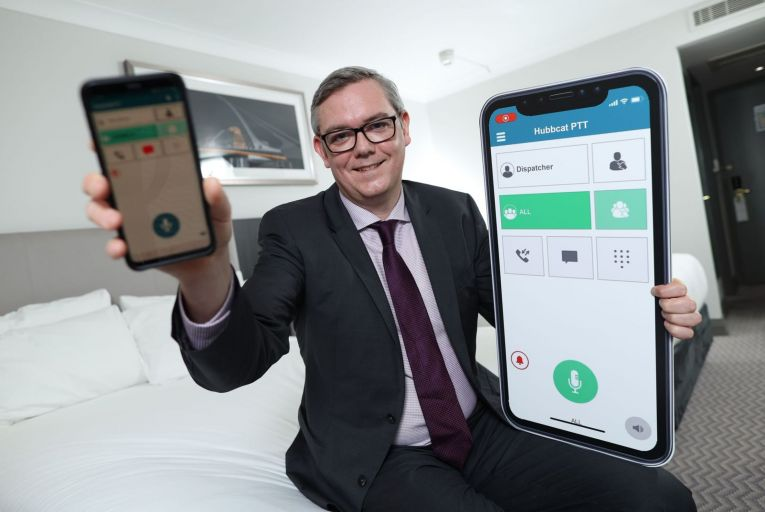 Irish firm develops 'geofencing' app for quarantine compliance