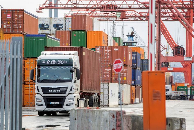 Lucinda Creighton: As value of imports and exports plummet in wake of Brexit, we need an urgent solution
