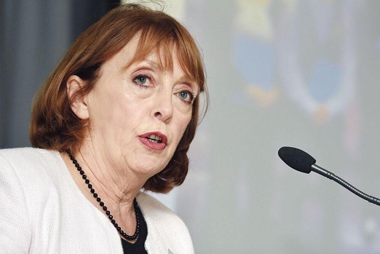 Róisín Shortall TD, co-founder of the Social Democrats              All pictures: Maura Hickey
