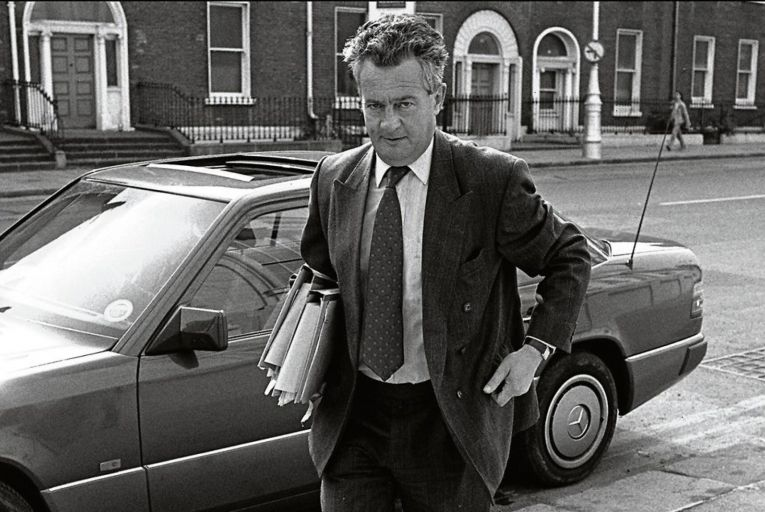 Des O'Malley, who died last week, was a giant of 20th-century Irish politics and he deserves to be accorded that status, no matter what some people might think of his beliefs or his methods. Picture: Derek Speirs