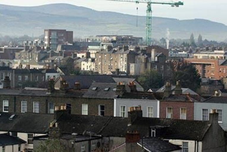 Like all parts of Dublin, the scars on Rathmines buildings show generations of alternating patterns of gentrification and decline Pic: RollingNews.ie