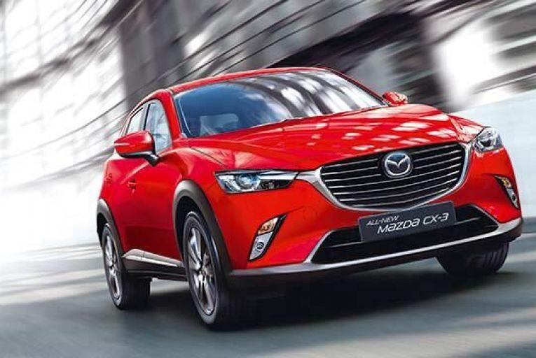 The Mazda CX