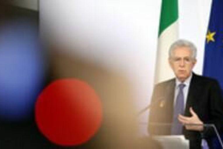 Mario Monti won't run in next elections