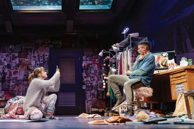 You And I: Drama set in confined teen's bedroom speaks profoundly to our strange time