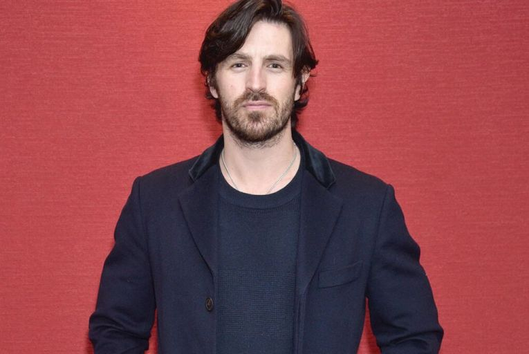 Eoin Macken was studying for a degree in psychology at UCD when he walked the catwalk