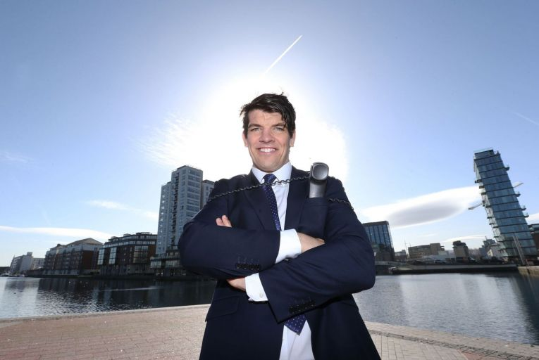 Former Ireland rugby star O'Callaghan bails out marketing company