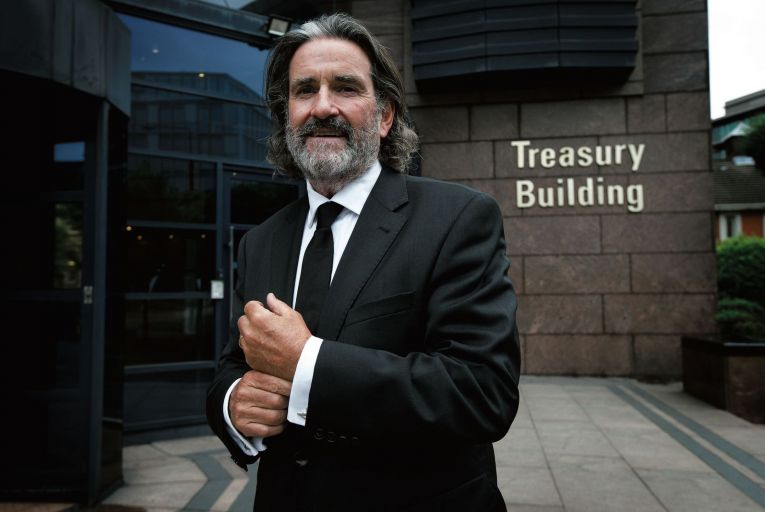 Johnny Ronan, whose firm asked the new watchdog to look into building height regulations
