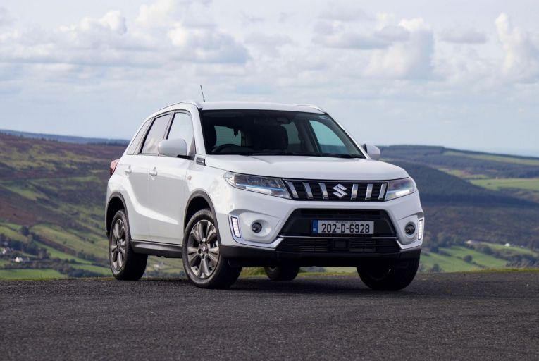 Test drive: Suzuki Vitara is more sensible than stylish