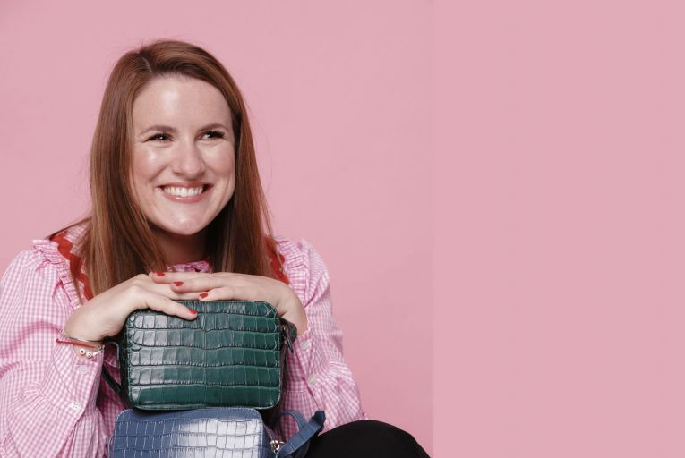 Making It Work: Designer has bags of fun with  new 'seasonless' collection