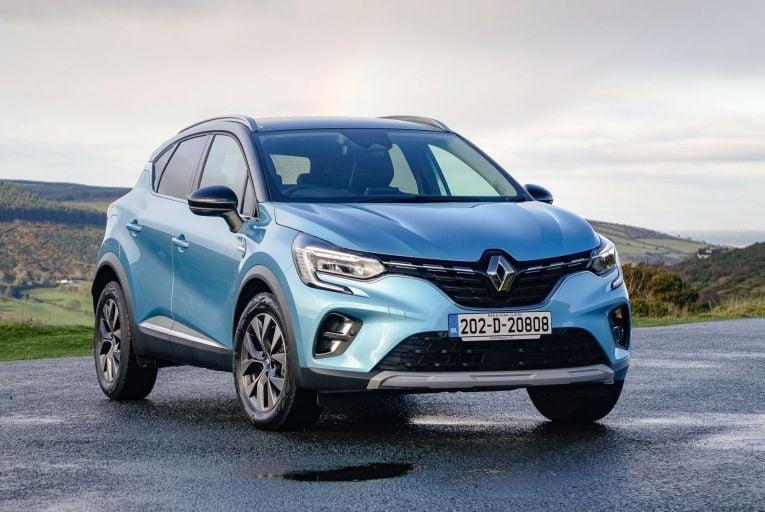 The Renault Captur E-Tech starts at €29,695