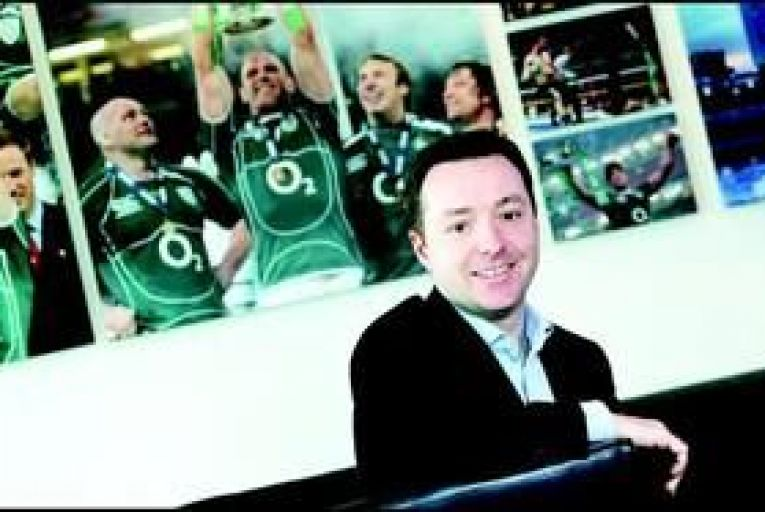 Telefonica Ireland thrives on the O2 of publicity